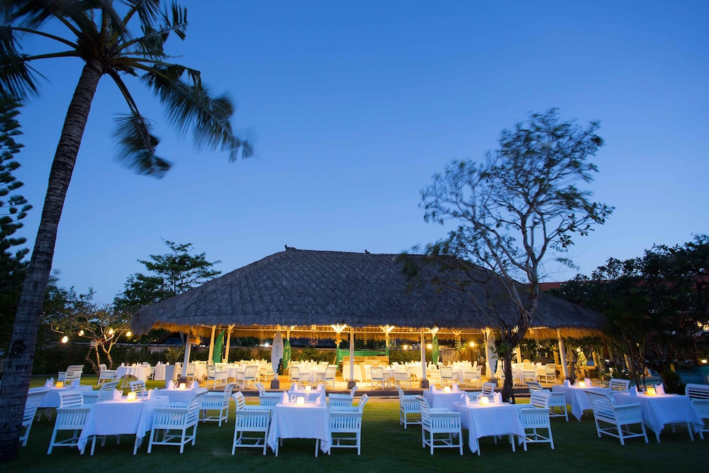 Outdoor Dining, SOL by Meliá Benoa Bali - All inclusive