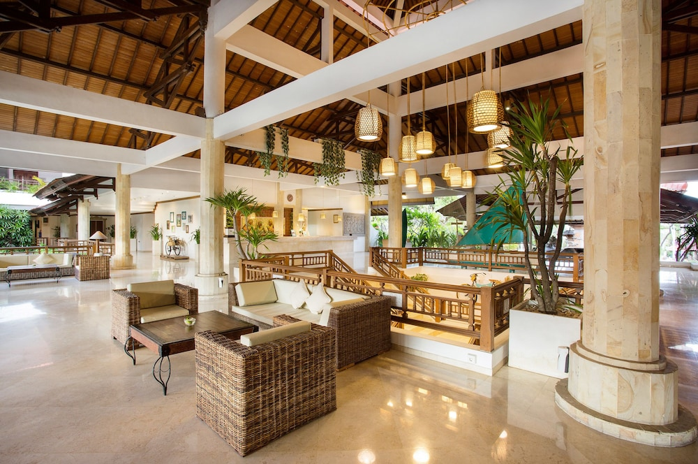 Lobby Sitting Area, SOL by Meliá Benoa Bali - All inclusive