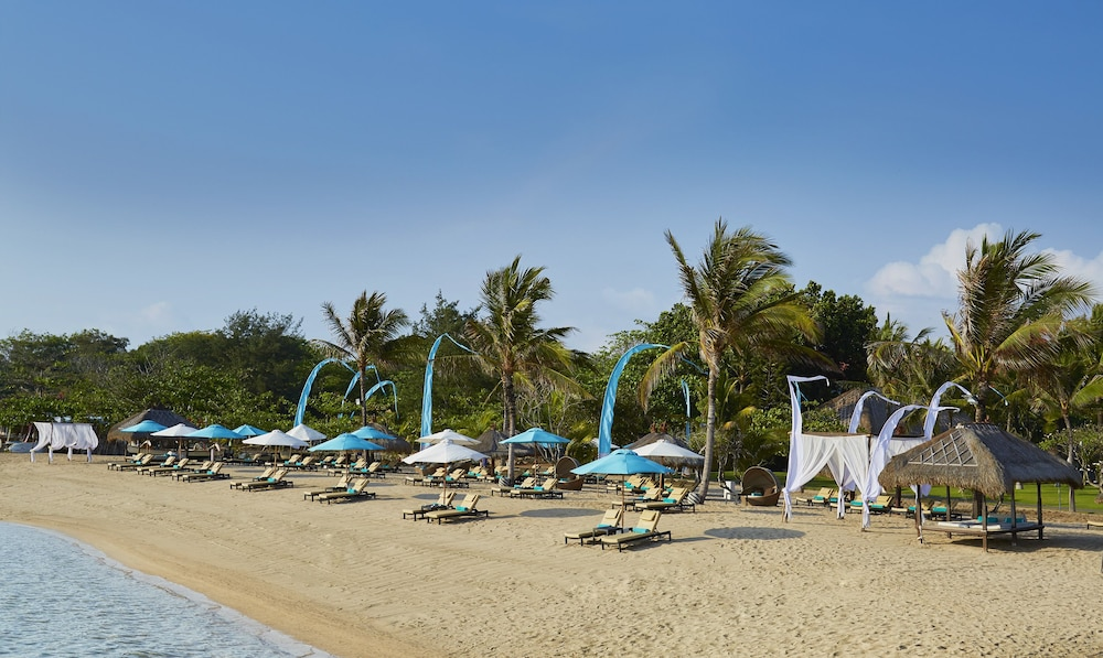 Beach, SOL by Meliá Benoa Bali - All inclusive