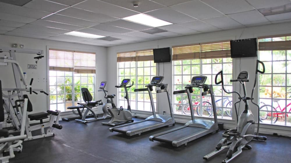 Fitness Facility, Paradise Island Beach Club - Sun View 2 Bedroom Apts