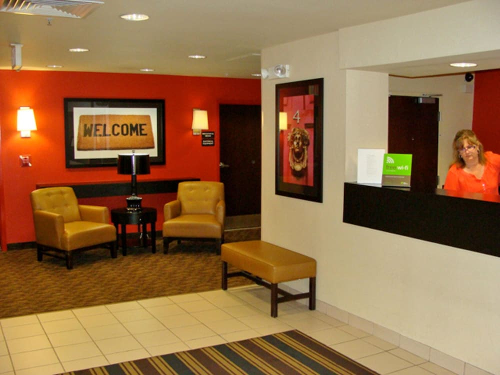 Lobby, Extended Stay America - Somerset