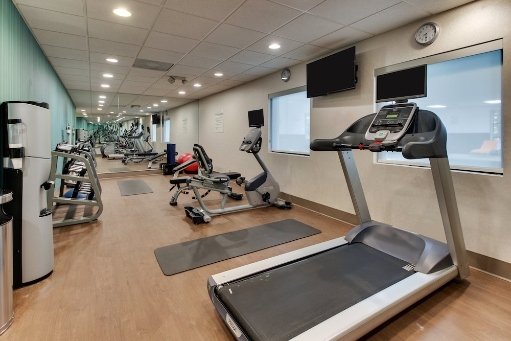 Fitness Facility, Holiday Inn Express Atlanta - Emory University Area, an IHG Hotel