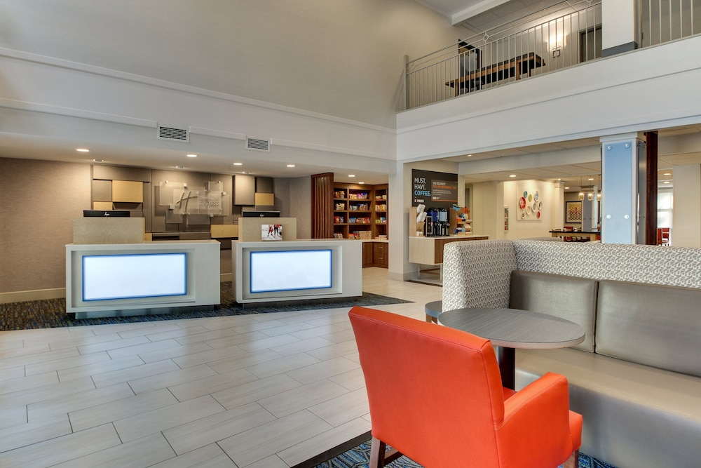 Lobby, Holiday Inn Express Atlanta - Emory University Area, an IHG Hotel