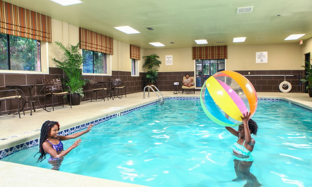 Indoor Pool, Holiday Inn Express Atlanta - Emory University Area, an IHG Hotel