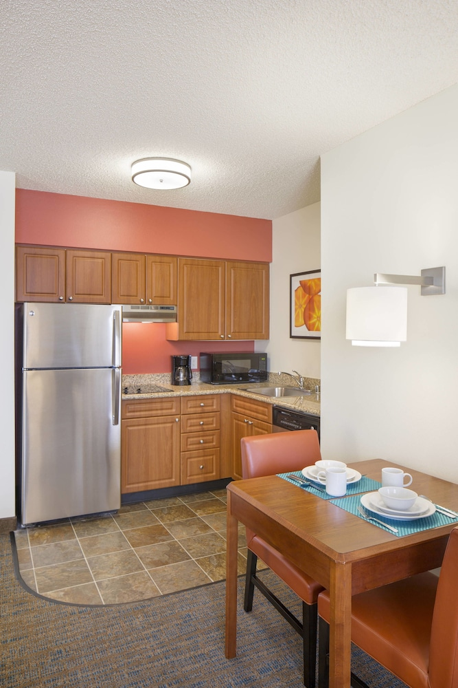 Private Kitchen, Residence Inn by Marriott Portland Downtown/RiverPlace