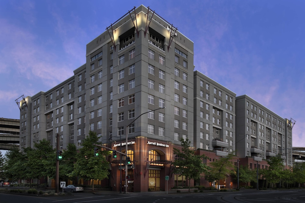 Exterior, Residence Inn by Marriott Portland Downtown/RiverPlace