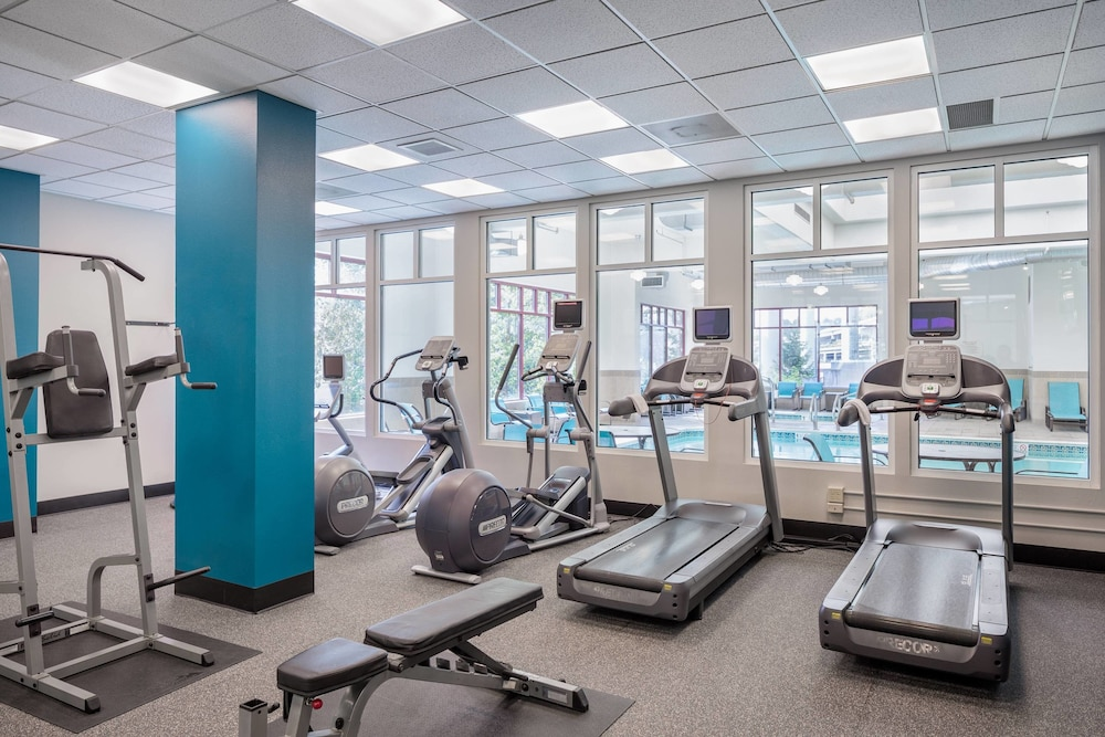 Fitness Facility, Residence Inn by Marriott Portland Downtown/RiverPlace