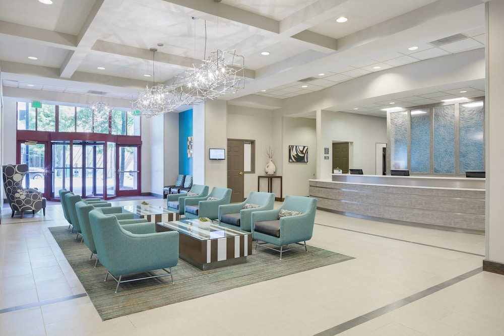 Lobby, Residence Inn by Marriott Portland Downtown/RiverPlace