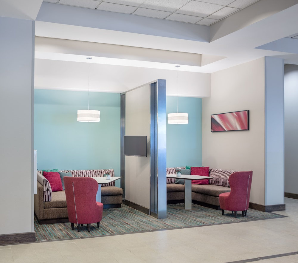 Lobby Sitting Area, Residence Inn by Marriott Portland Downtown/RiverPlace