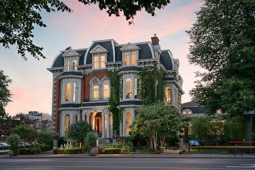 Check Expedia for Availability of The Mansion On Delaware Ave