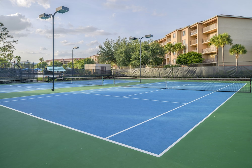 Tennis Court, Liki Tiki Village by Diamond Resorts