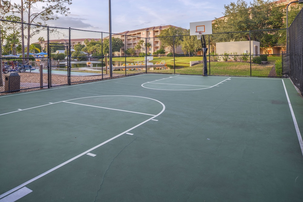 Basketball Court, Liki Tiki Village by Diamond Resorts
