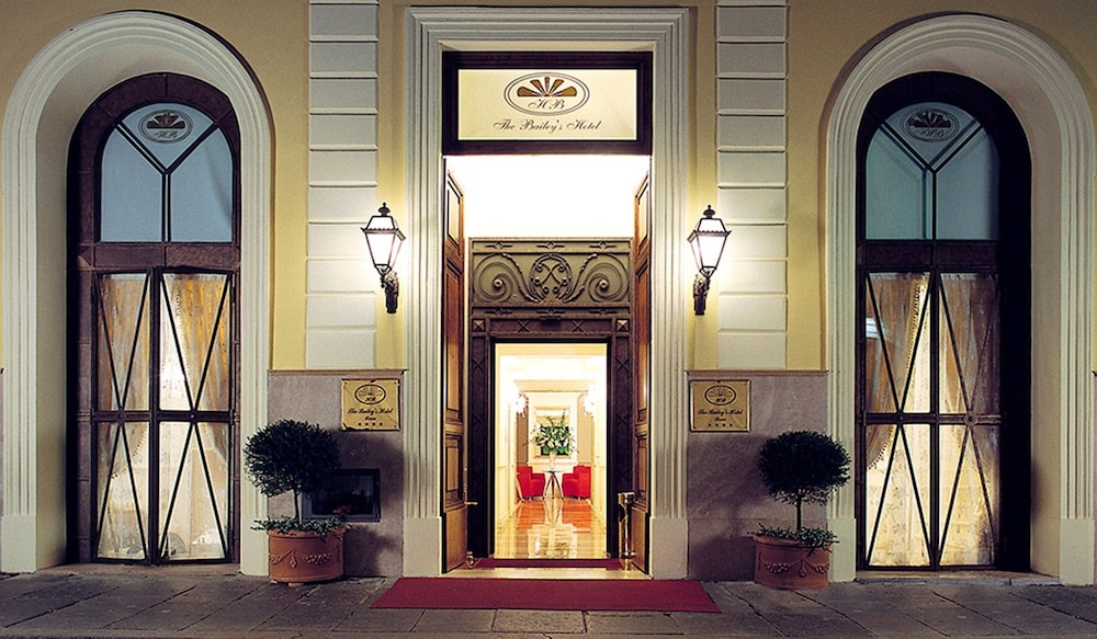 Featured Image, The Baileys Hotel - Rome