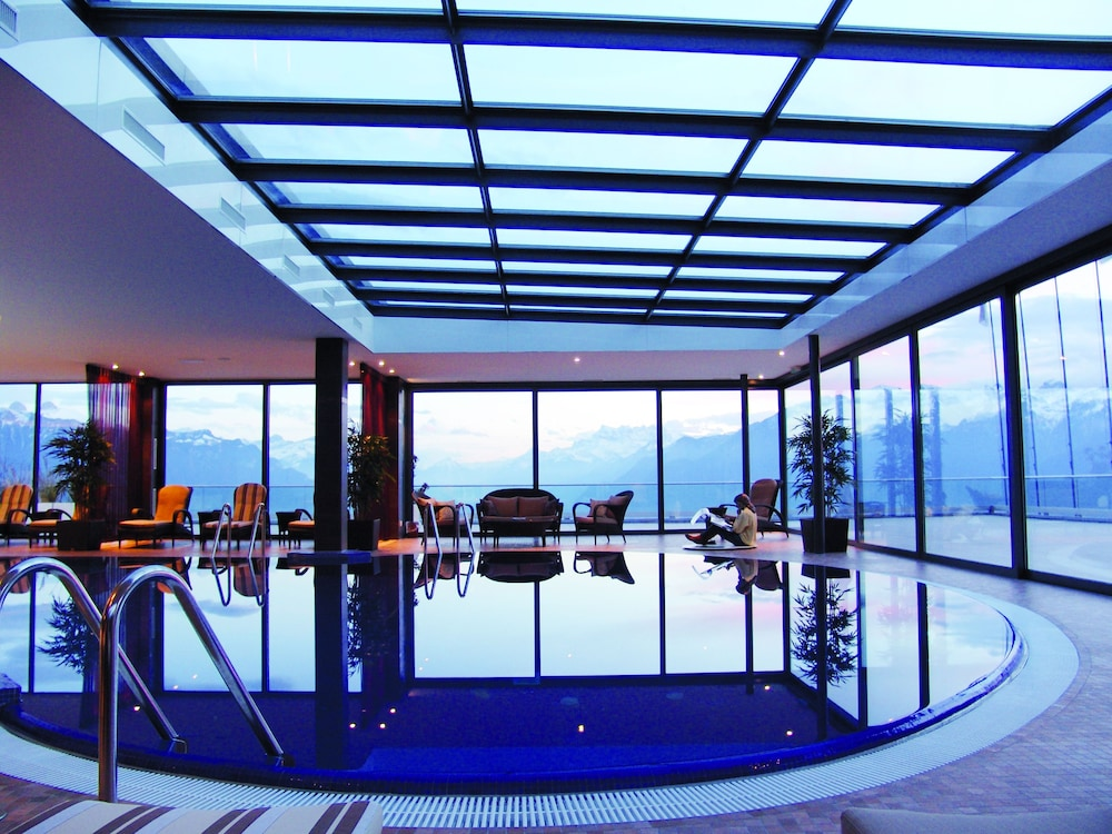Indoor Pool, Le Mirador Resort & Spa
