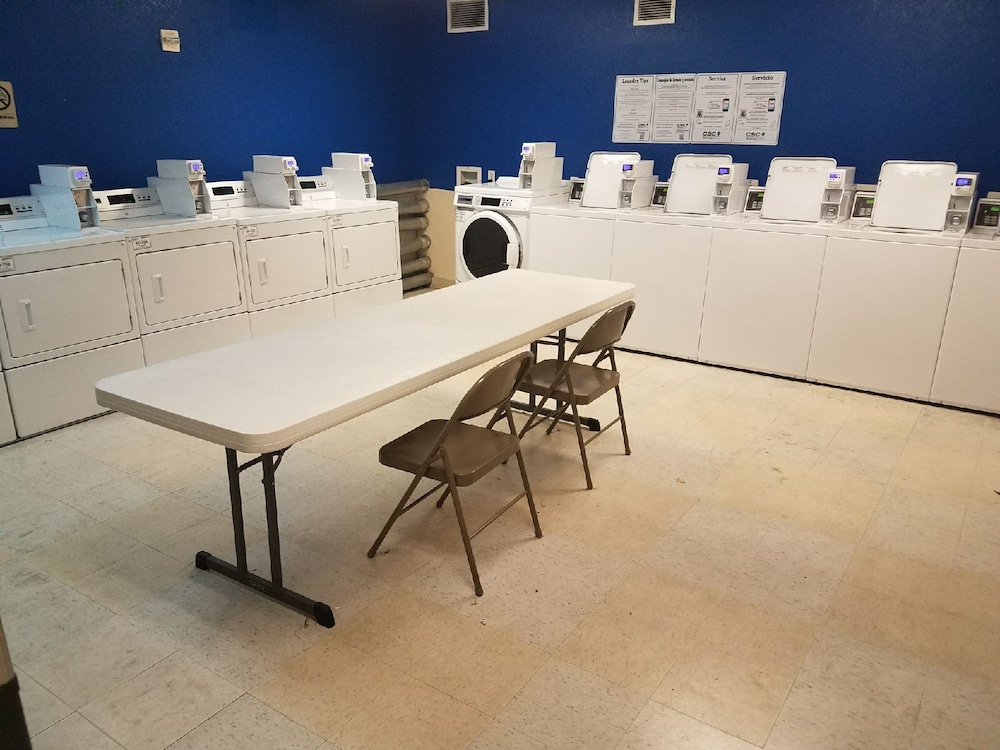 Laundry, InTown Suites Colorado Springs