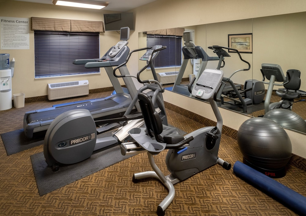 Fitness Facility, Holiday Inn Express Charleston-Kanawha City