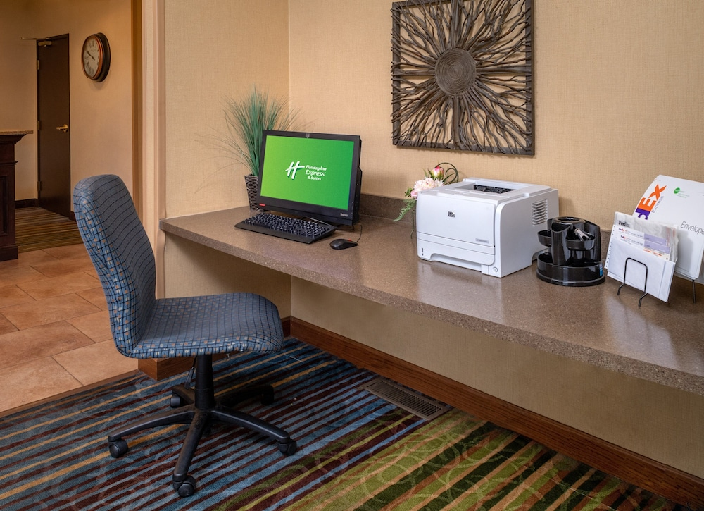 Business Center, Holiday Inn Express Charleston-Kanawha City