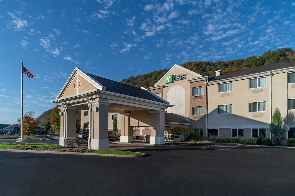 Exterior, Holiday Inn Express Charleston-Kanawha City