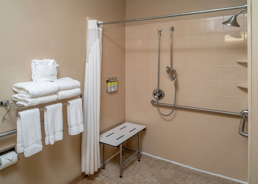 Bathroom, Holiday Inn Express Charleston-Kanawha City