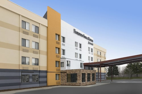 Check Expedia for Availability of Fairfield Inn & Suites Albany East Greenbush