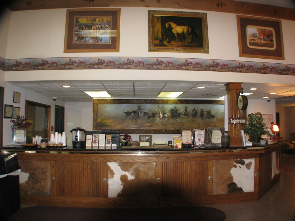 Dodge House Hotel & Convention Center in Dodge City, KS
