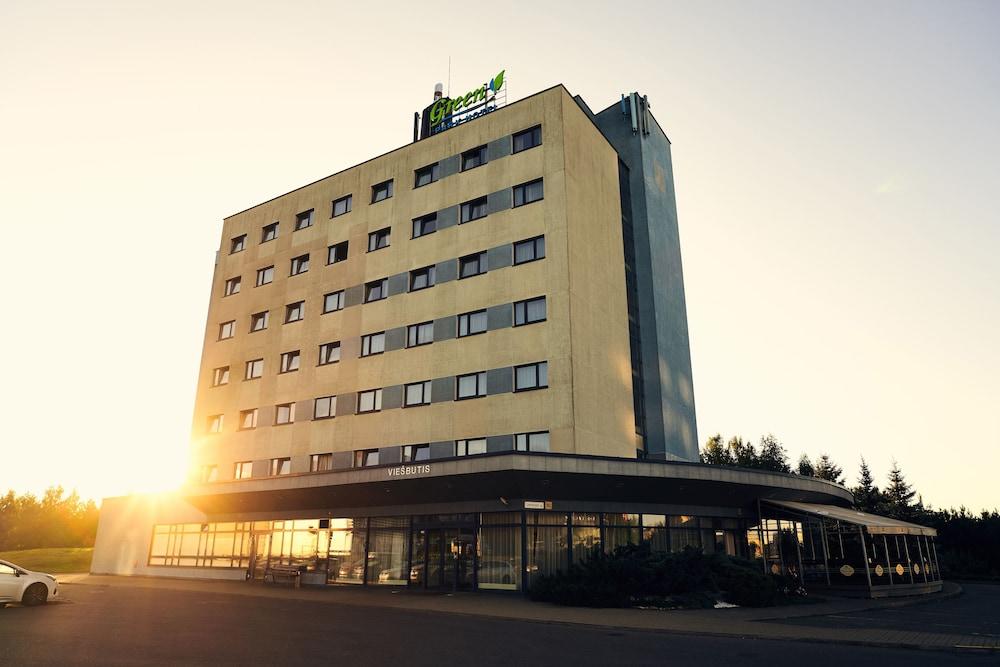 グリーン パーク ホテル ビリニ...