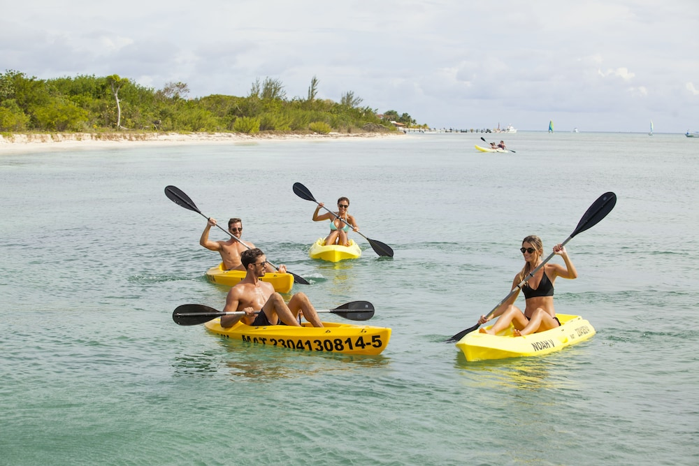 Kayaking, Occidental Cozumel - All Inclusive