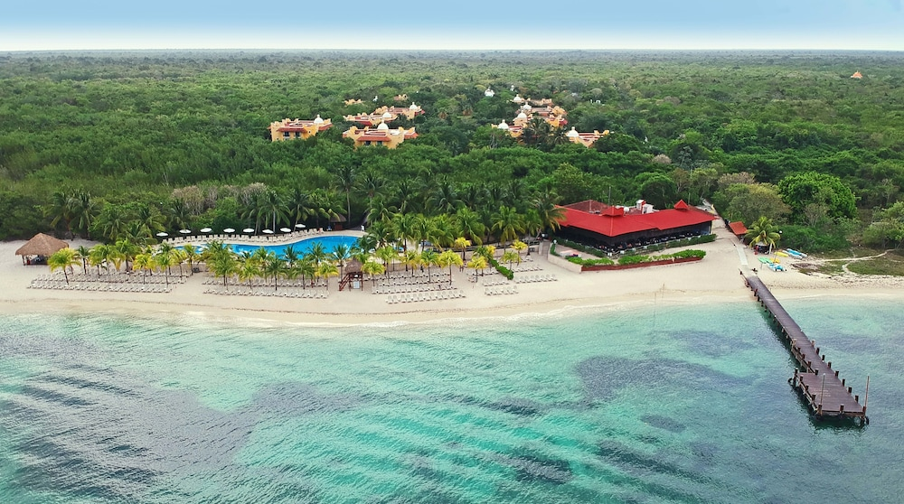 Aerial View, Occidental Cozumel - All Inclusive