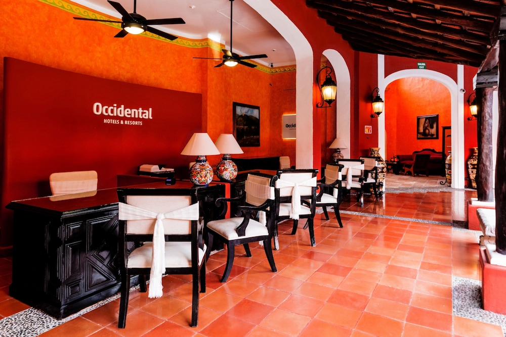 Reception, Occidental Cozumel - All Inclusive