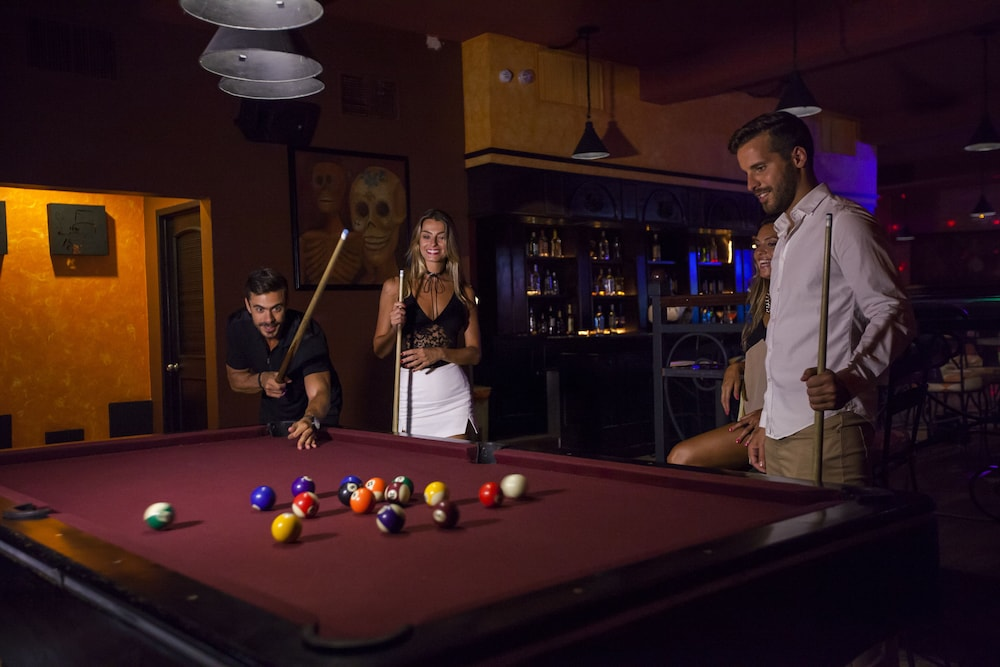 Billiards, Occidental Cozumel - All Inclusive