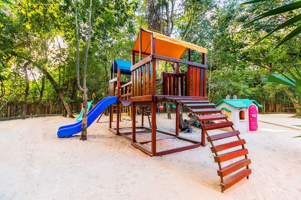 Children's Play Area - Outdoor, Occidental Cozumel - All Inclusive