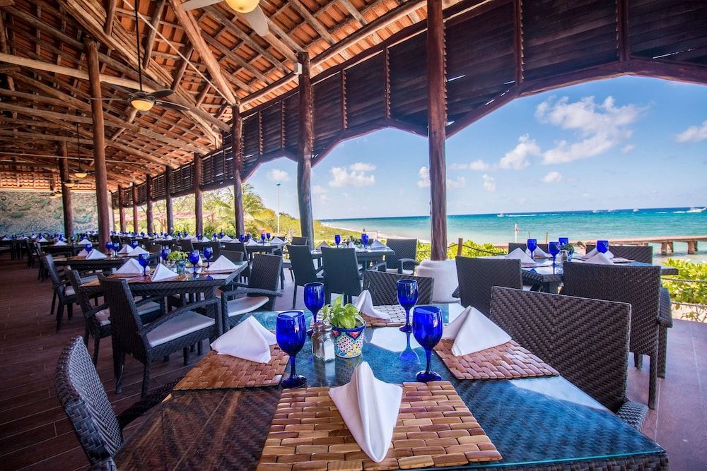 Restaurant, Occidental Cozumel - All Inclusive