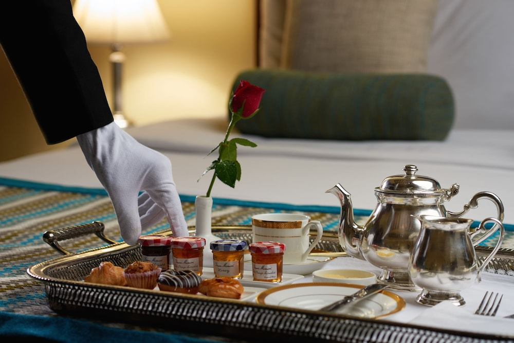 In-Room Dining, Taj Krishna