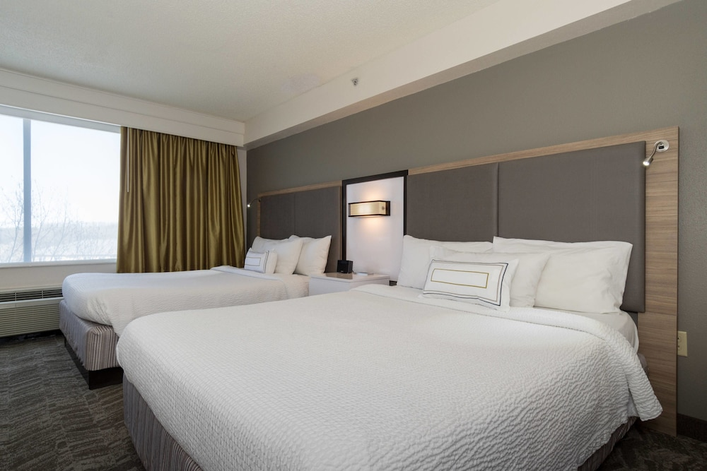 Room, SpringHill Suites by Marriott Charlotte Concord Mills Spdwy