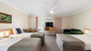 Minibar, cots/infant beds, rollaway beds, WiFi