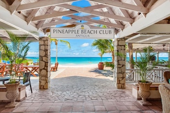 Pineapple Beach Club Antigua - Adults Only – All Inclusive