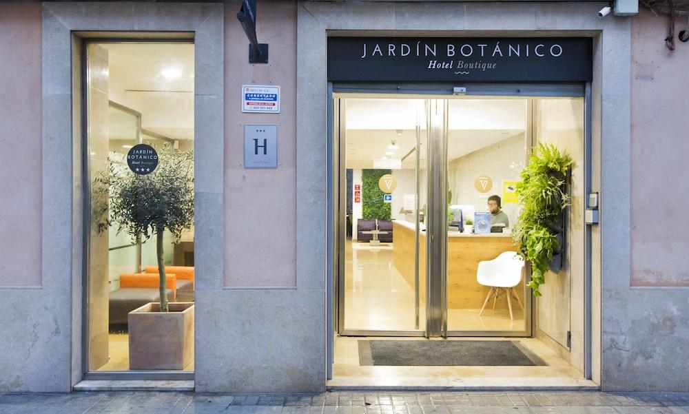 Jardin botanico hotel boutique in valencia hotel rates - Jardin botanico valencia ...