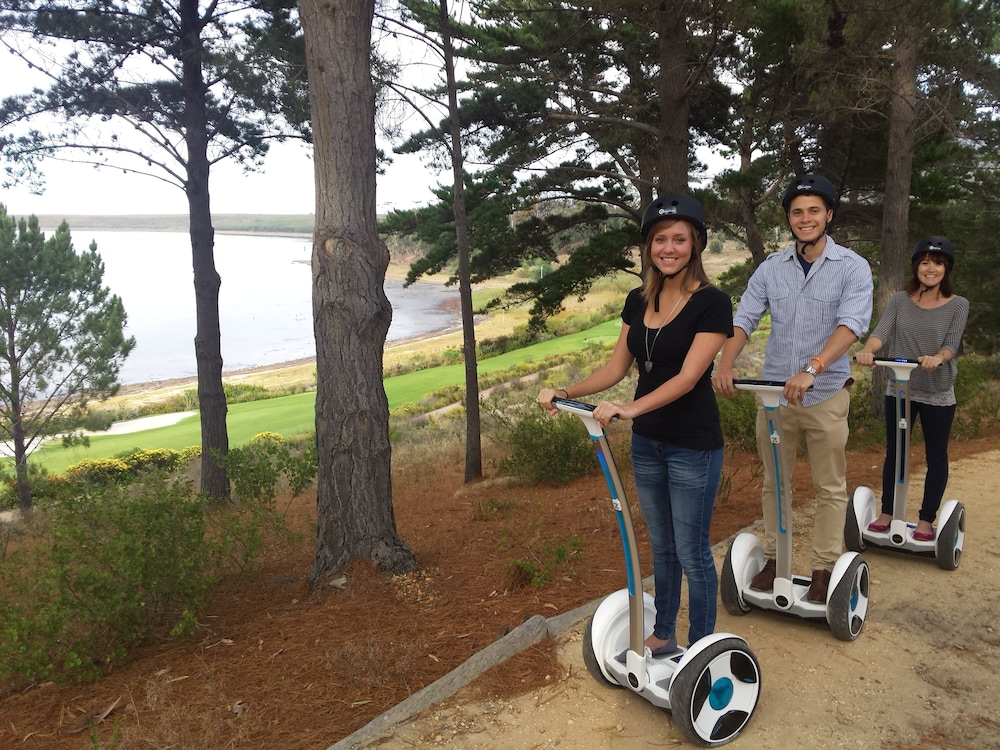 Segway Tours, Arabella Hotel Golf & Spa