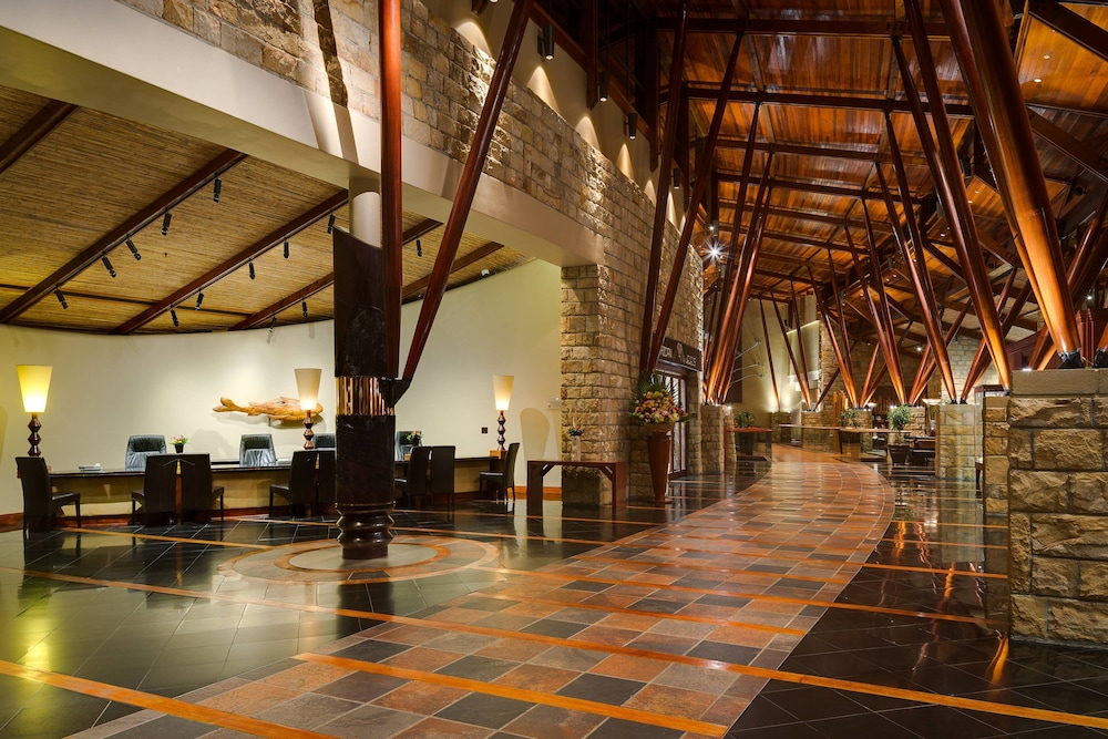Lobby, Arabella Hotel Golf & Spa