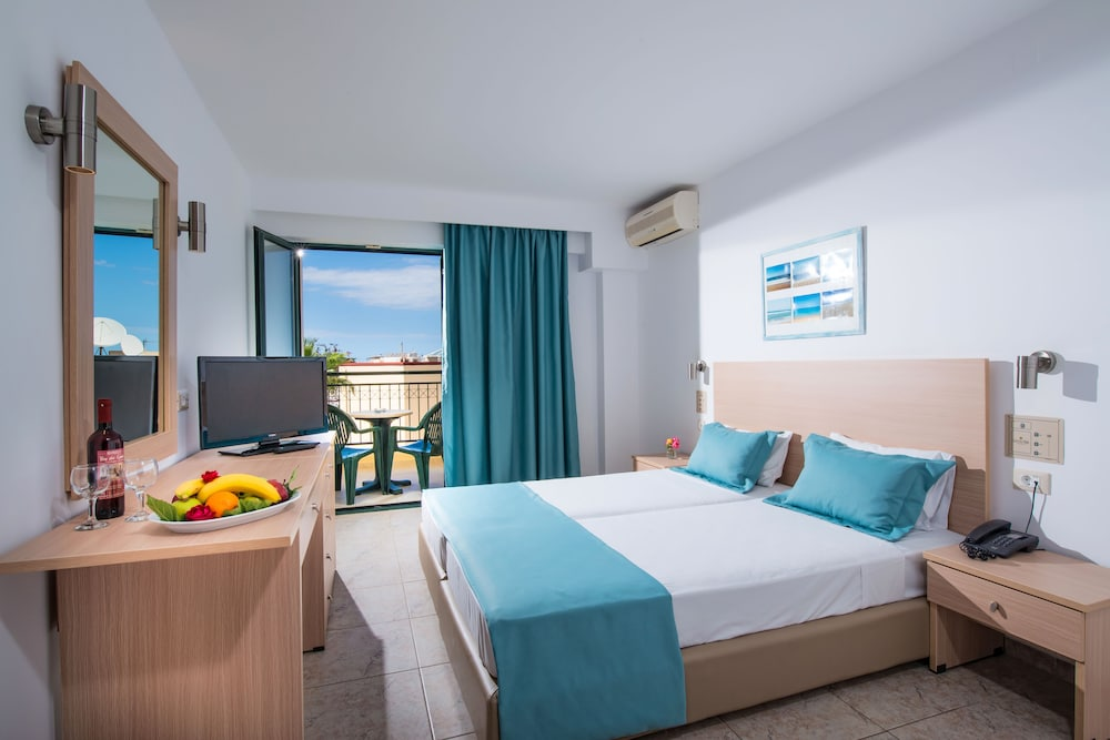 Room, Gouves Water Park Holiday Resort