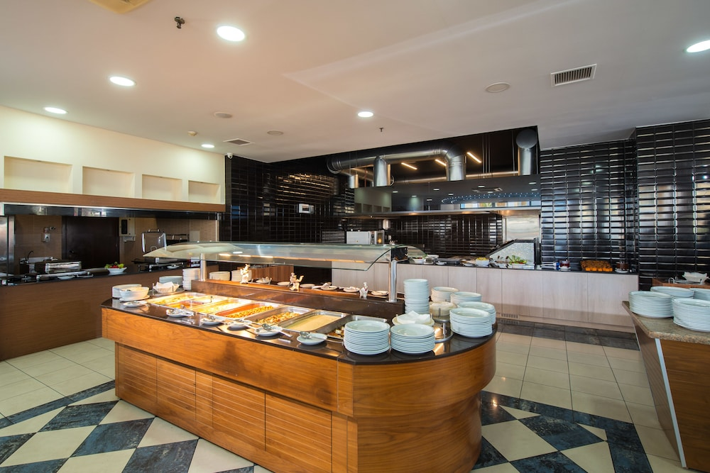 Breakfast buffet, Gouves Water Park Holiday Resort