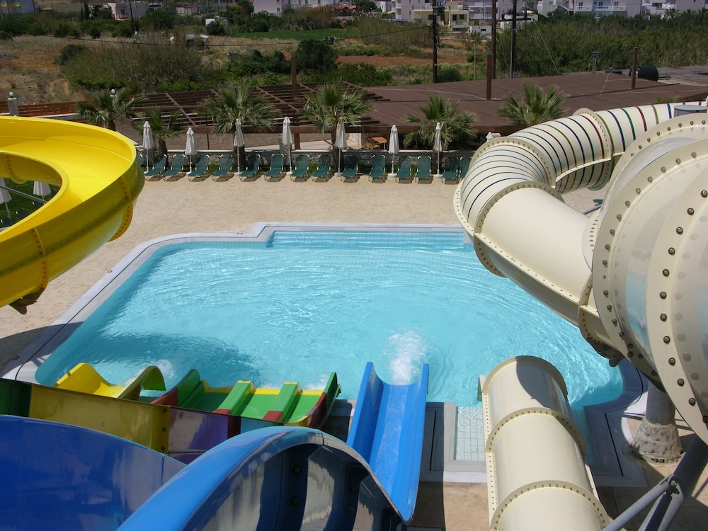 Pool, Gouves Water Park Holiday Resort