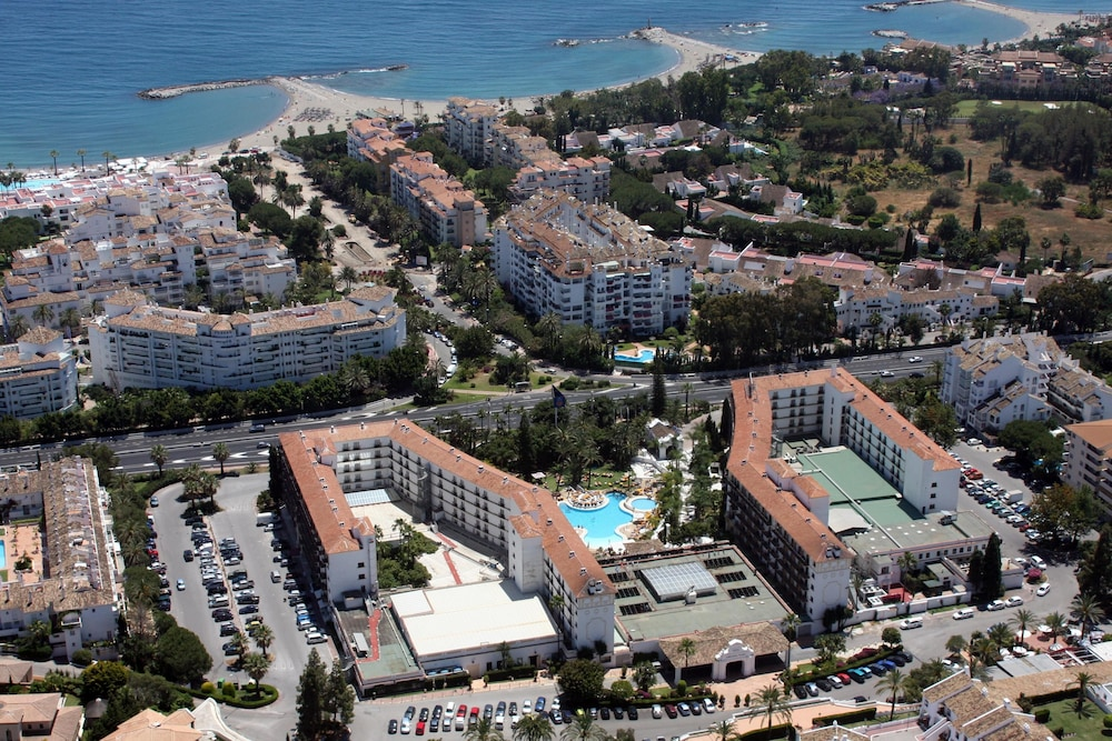 Aerial View, H10 Andalucia Plaza - Adults Only