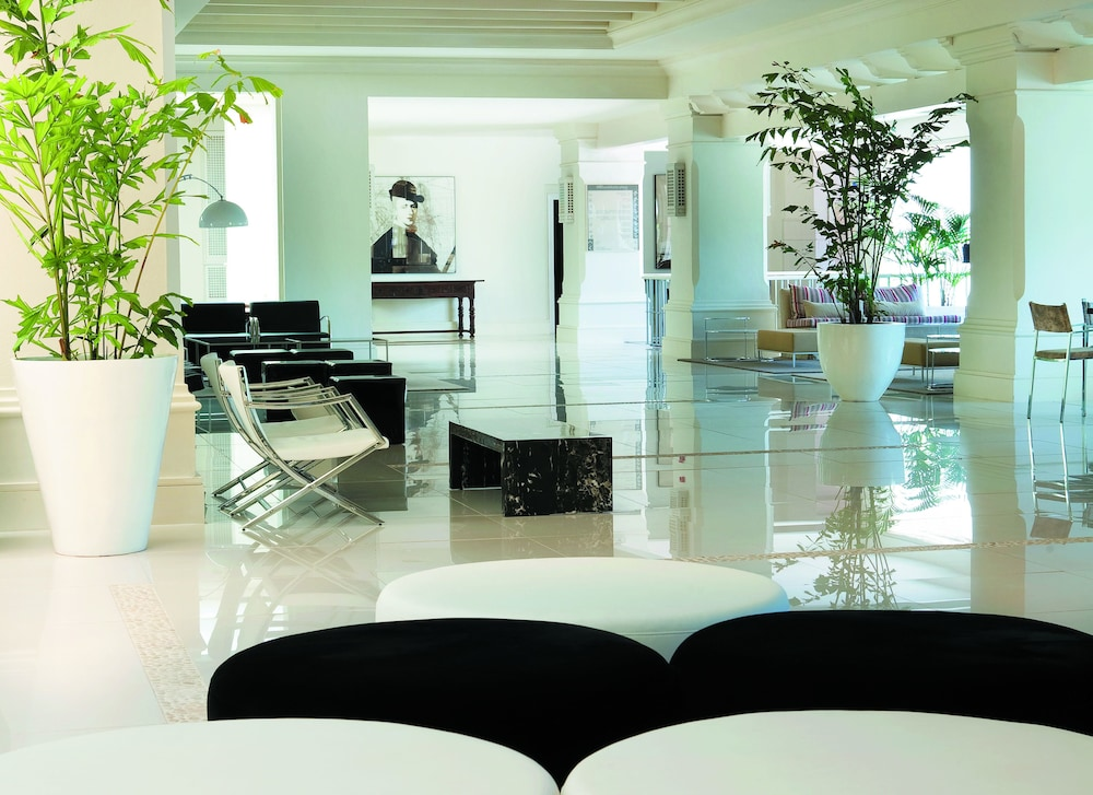 Lobby, H10 Andalucia Plaza - Adults Only