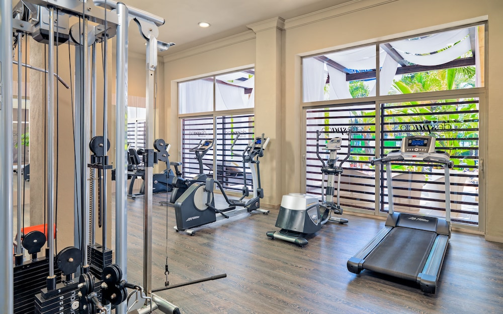 Gym, H10 Andalucia Plaza - Adults Only
