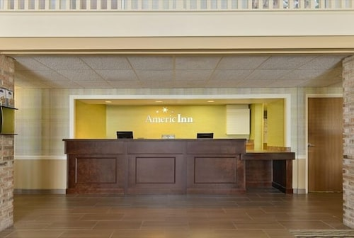 Reception, American Inn and Suites