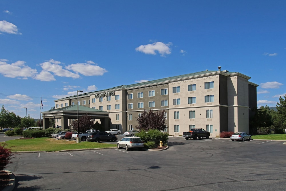 Front of Property, Oxford Suites Spokane Valley