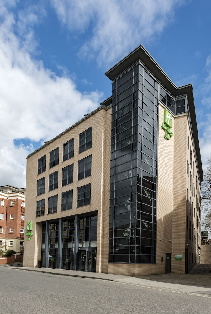 Front of Property, Holiday Inn York City Centre