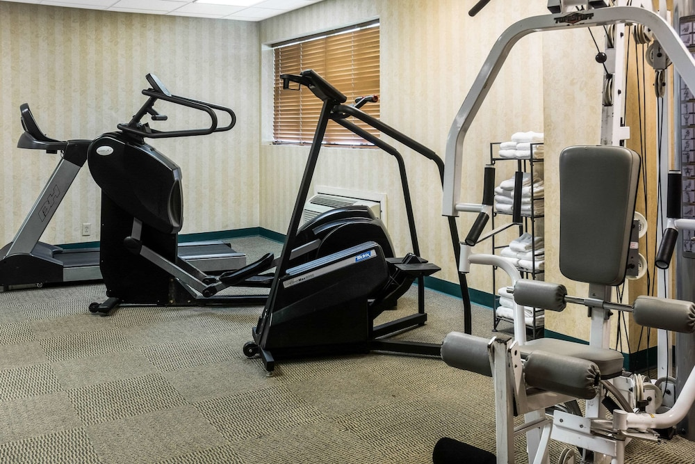Fitness Facility, Sleep Inn Lake Wright - Norfolk Airport