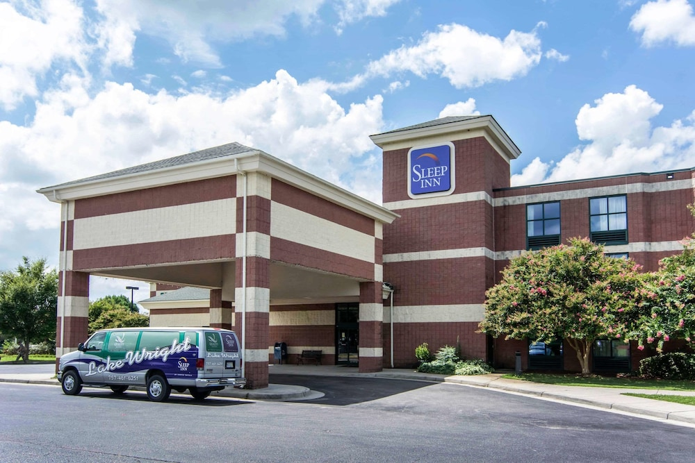 Exterior, Sleep Inn Lake Wright - Norfolk Airport